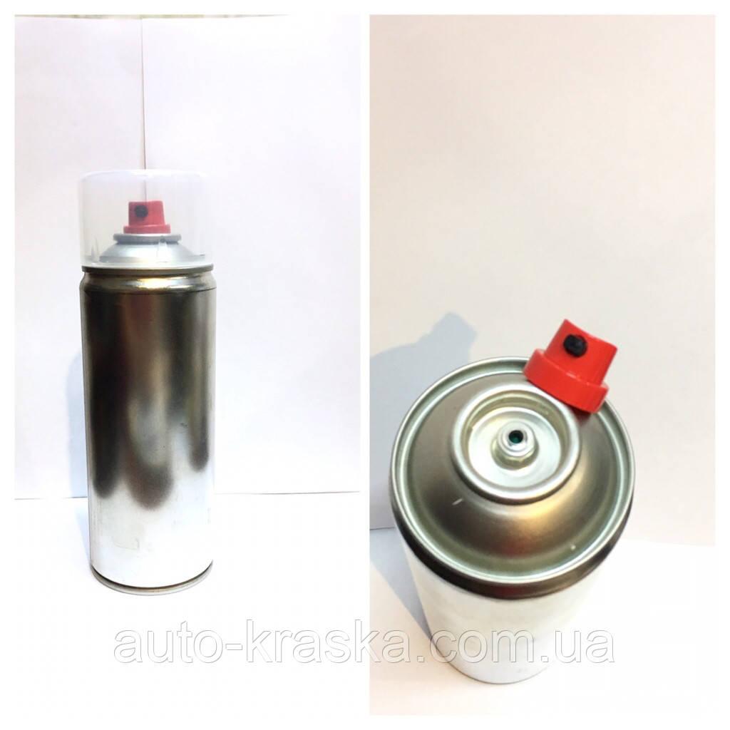 Полупродукт (аэрозольный баллончик с газом и растворителем 400мл) под заправку.