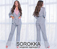 Женский стильный костюм  БМ237920 (норма)
