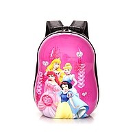 Детский рюкзак Traum жесткий с рисунком принцессы