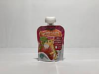 Plasmon Клубничный яблочно-йогуртовый вкус