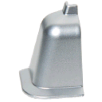 Угол внешний для выпуклого алюминиевого плинтуса