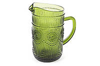 Кувшин для напитков 1500 мл, цвет: зеленный