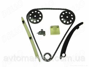 Комплект Грм (полный) Opel ASTRA H/ CORSA B/ CORSA C/ VITA B