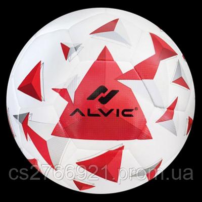 """Мяч футбольный """"Алвик Gravity"""" red №5"""