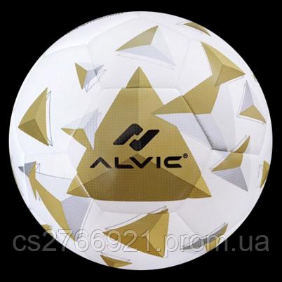 """Мяч футбольный""""Алвик Gravity"""" gold №5"""