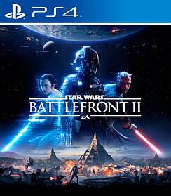 Игра для игровой консоли PlayStation 4, Star Wars: Battlefront 2 (БУ)