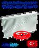 Стальной радиатор Sanica 500x400 тип 11 боковое подключение