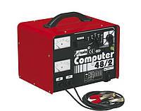 Устройство для зарядки авто аккумуляторов Computer 48/2 Telwin Италия