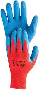 Перчатки рабочие латексные Hardy EN 388-2121, размер XL, 12 пар