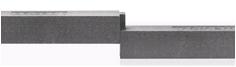 Профіль ТРІОТЕРМ 160x85x1175mm