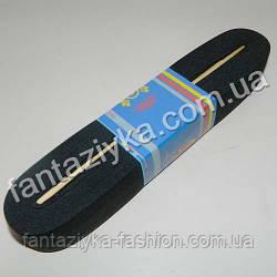 Резинка бельевая широкая 30мм черная