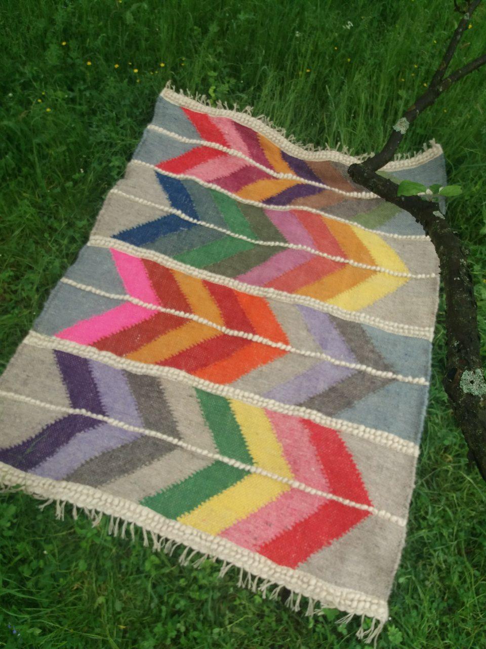 Ліжник-коврик ручної роботи