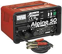 Устройство для зарядки авто аккумуляторов Alpine 50 Telwin Италия