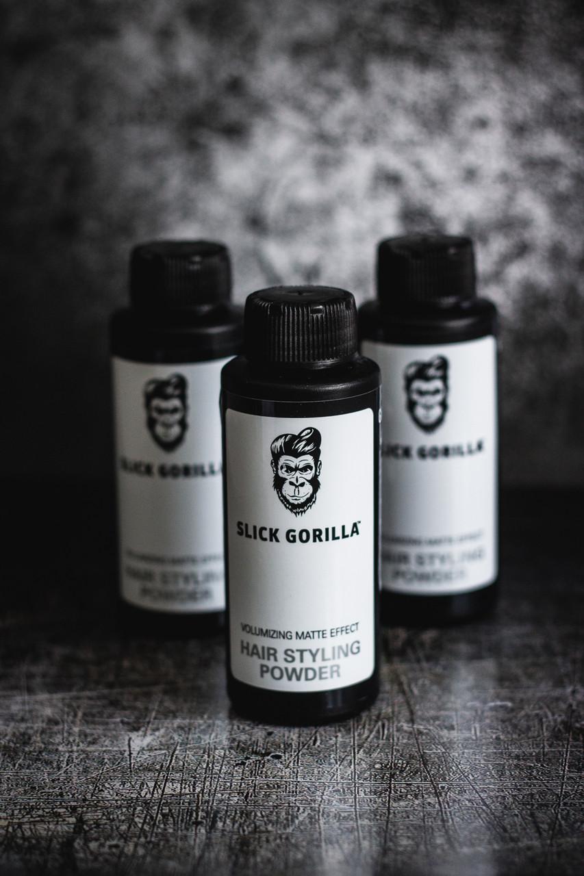 Пудра для укладання Slick Gorilla Hair Styling Powder