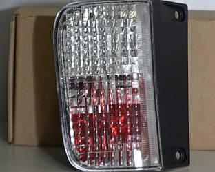 Задний противотуманный фонарь на Opel Vivaro 2001->  L  —Opel (Оригинал) - 93863598