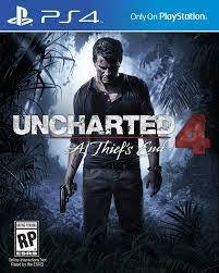 Игра для игровой консоли PlayStation 4, Uncharted 4: A Thief's End (БУ)