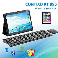 "Игровой Планшет CONTIXO KT995 3G 10.1"" 1920х1200 3GB RAM 32GB ROM GPS + Радионабор + карта 32GB"