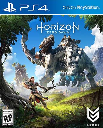 Игра для игровой консоли PlayStation 4, Horizon: Zero Dawn (БУ), фото 2