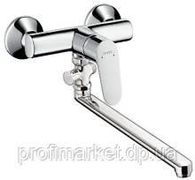 Смеситель для ванны с длинным носом Hansgrohe Focus