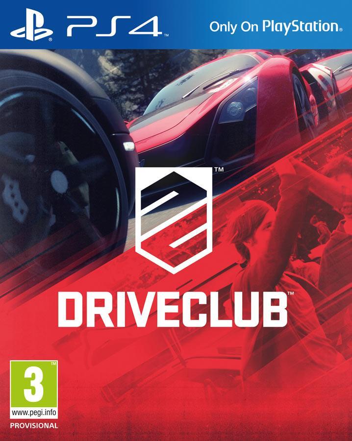 Игра для игровой консоли PlayStation 4, Driveclub (БУ)