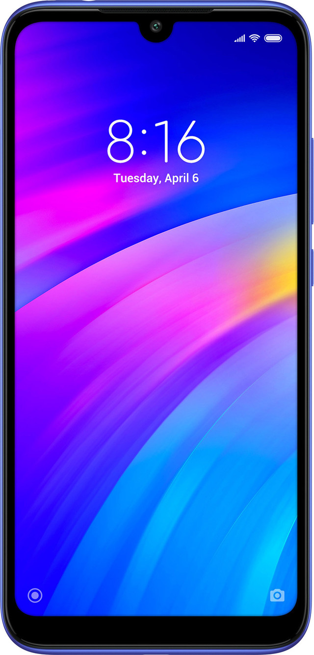 Смартфон Xiaomi Redmi 7 3/64GB Comet Blue