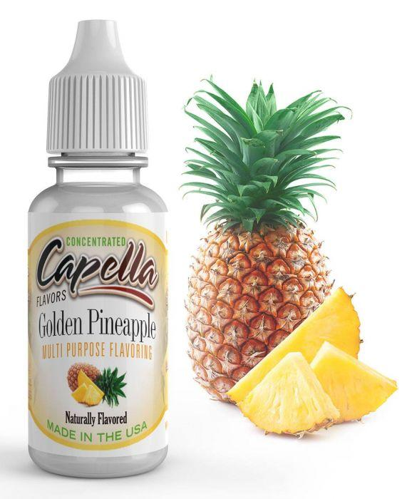 Golden Pineapple (Золотой ананас)  10ml