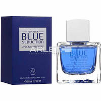 Antonio Banderas Blue Seduction for Мen - туалетная вода (Оригинал) 100ml