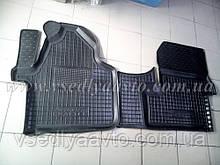 Коврики в салон MERCEDES Sprinter/Volkswagen Crafter с 2007 г. (AVTO-GUMM)