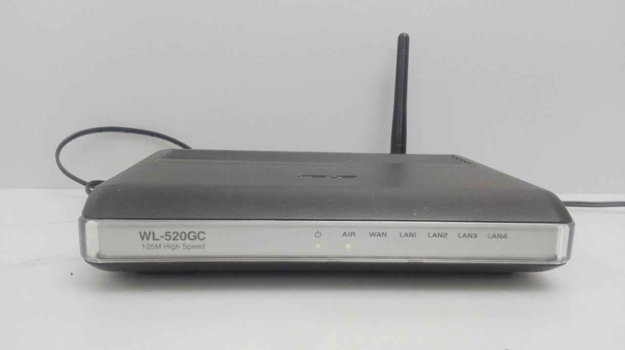 WiFi Маршрутизатор, роутер Asus WL-520GC
