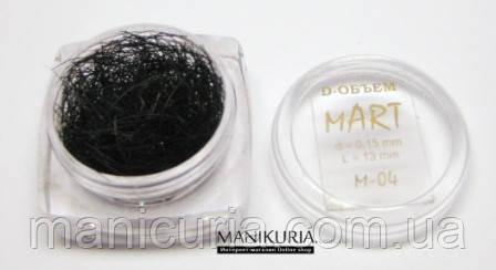 Ресницы MART M-04, 0,15D/13 мм