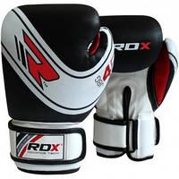 Детские боксерские перчатки RDX.  Черный