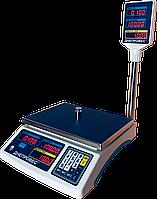 Торговые весы ВТД-15РС (RS-232)