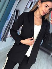 Женский костюм брюки и пиджак , фото 3