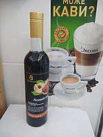 """Сироп коктельный Bianchi ,, Лесной орех"""""""