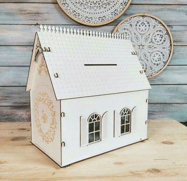 Весільна скарбниця, коробка  для конвертів
