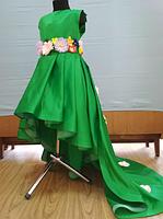 Платье для девочки со шлейфом., фото 4