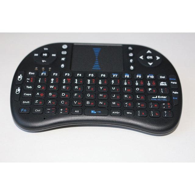 Клавиатура Беспроводная Keyboard Wireless MWK08/i08+Touch