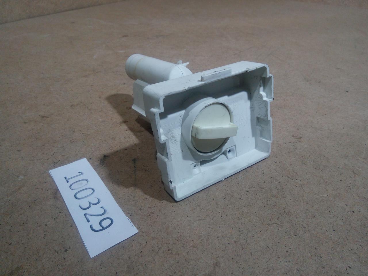 Корпус фильтра насоса (улитка) с пробкой ARDO FLS85S  Б/У