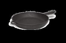 Сковорода чавунна з литої металевої ручкою, d=240мм, h=40мм