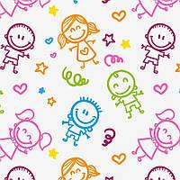 Бумага для скрапбукинга Kids А4 250 г/м