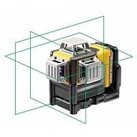 Нивелир лазерный DeWALT DW089LG 10.8 V