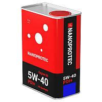 Моторное масло NANOPROTEC 5W-40 PDI+ HC-Synthetic 1L