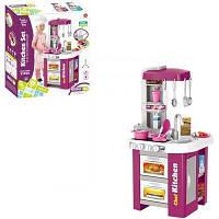 Детская игровая кухня 922-49 со светом и звуком, льется вода, 2 цвета оптом