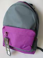 Школьные рюкзаки из качественной ткани.