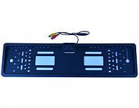Универсальная камера переднего вида в номерной рамке Prime-X MCM-07