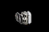 Ролик душової кабіни подвійний, верхній, металевий, нержавійка ( N-43C ) 23 мм, фото 10