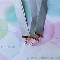 Лента для медалей и наград, серебряная, 20мм, 65см, фото 1