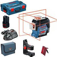 Нивелир лазерный Bosch GLL 3-80 C + BM 1 (12 V) + L-Boxx