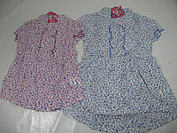 Рубашка для девочки, размеры 4 года, арт.СУ 927