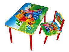 """Детский стол и стул Baby Elit """"Винни Пух""""., фото 2"""